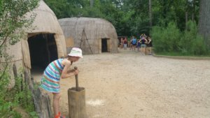 BLOG Virginia Ellie Indian village