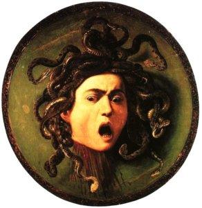 BLOG Carravaggio Medusa