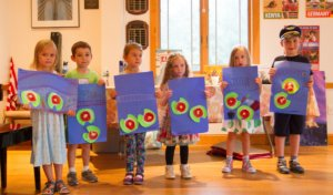 Grisha 5 yolds with monet projects